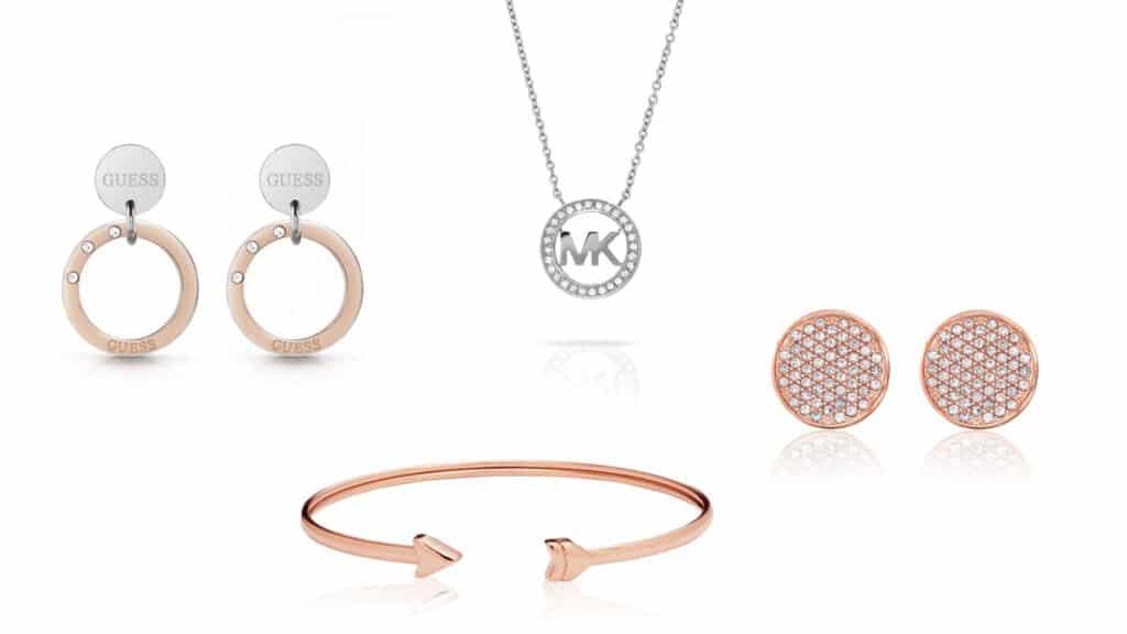 Găsiți cele mai frumoase bijuterii pentru femei. Bijuterii stilate pentru femei ale mărcilor de renume.